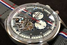 Zenith Chronomaster El primero Tour Auto edition grey version / Zenith watches