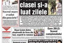 Ziarul de Iasi - Prima pagina