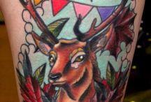 i love Tattoos / by CassieM