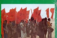 The Green March, November 1975. The end of the Spanish presence in the territory of Spanish Sahara / The Green March was a strategic mass demonstration in November 1975, by the Moroccan government, to force Spain to hand over  Spanish Sahara to Morocco. The demonstration of some 350,000 Moroccans advanced several miles into the Western Sahara territory, escorted by nearly 20,000 Moroccan troops, and meeting very little response by the Sahrawi Polisario Front. Nevertheless, the events quickly escalated into a fully waged war between Morocco and the militia's of the Polisario.