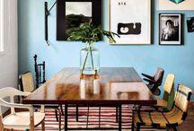Living-room & dinner room / If Yvonne Yvonne is a living room