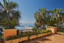 A Room With a View / Marbella properties with beautiful views over the sea, mountains and pool areas