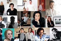 """Interior Designers: Dream Team / We are featuring the astonishing, the strong, and the provacative for our """"GDP Designer Dream Team""""- 20+ of the most striking yet timeless international talents.  Welcome to 2016!  Everything feels fresh, new, and brimming with possibilities, yet we have to look to the near past to predict which designers have what it takes to sustain our quest for beauty through this next year. Follow this board to see our daily additions...."""
