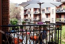 Balcony & Garden