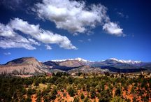 Colorado Wilderness / The natural beauty of the Colorado Rocky Mountain wilderness areas