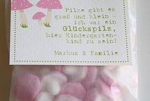 Abschiedsgeschenk / Kindergarten