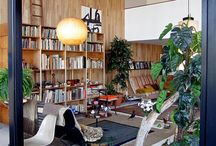 Charles and Ray Eames house