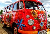 VW Bugs and Vans Forever! / First car was a beetle...travelled 5 months in Mexico in a van...enough said!