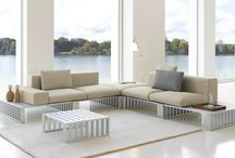 Indoor Lounge and Sofas