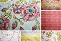 Fabric Ranges / Beautiful New fabrics instore