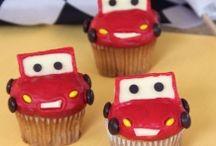 Cars birthday parties