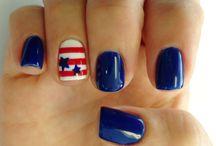 nails / by Michelle Palmgren