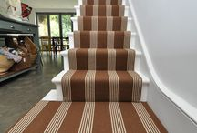Off The Loom Stair Runner | Ebchester 2 (with turned edge)