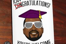 Graduation Cards / Greeting cards for highschool and college grads!