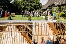 Real Life #Wedding at Clock Barn
