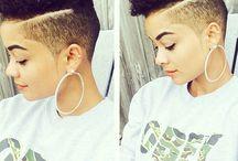 Hair for the melanin diva