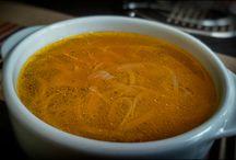 Sopa de cebolla con Thermomix ideal para resfriados