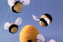 Arty Honey / Arty images of honey or bees