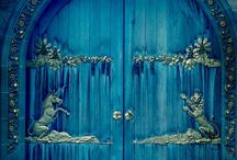 Magical Doors & Arches / by Kathleen Easton