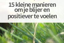 positief gevoel