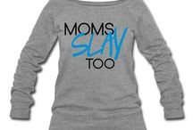 #OHShop Tees & Accessories / Tees & Accessories for the driven Mother!