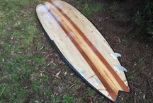 SUPs by Tilleysurfboards / Stand-up paddle boards built by Tilleysurfboards