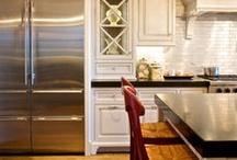 New House Inspiration-Spruce / by Jenny Ezell