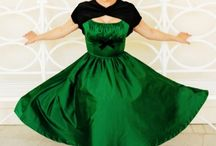 Green: Emerald, Tasvorite, Tourmaline, Peridot / Shades of green
