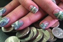 COOL NAILS / by Julie Mitchell Cooley