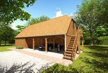Projectvoorbereiding / Visualiseren van ruimtelijke realisaties zo gedetailleerd een idee kan gevormd worden van de werkelijkheid . Crownloghomes - maatstructuren voor alle doeleinden