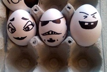 vajíčka (eggs)