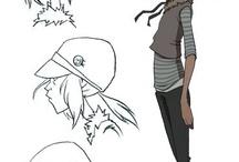 Cartoon design