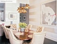 Dining room ceiling ideas / by Tiffany Carver