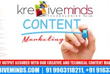 High Oput Content Marketing Service
