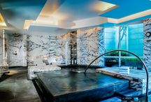 Luxury Spa / The latest interior design trends of luxury spas at the best hotels and resorts. Discover more about Memoir inspirations at http://memoir.pt/inspirations/