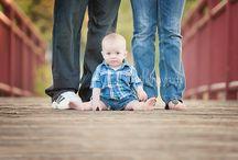 6 Month Photos / by Stephanie Schwartz