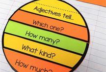 english grammar interactive notebooks