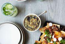 Dips, Sauces, Marinades & Viniagretes