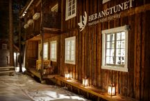 Winter @Herangtunet / Winter in Norway - Herangtunet boutique hotel