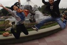 Jump around the world - thanks Amway for the wonderful trip