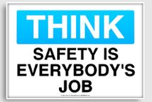 Print Safety Poster (A3 size)