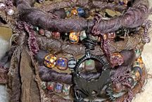 Handmade Gypsy Bangle Bracelet