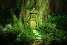 enchanted things