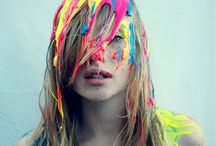 #colorista_ins / color inspiration  moodboard