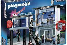 policja playmobile