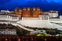 China & Tibet Reisen / Rundreisen mit Besuch vieler chinesischen- und tibetischer Highlights.