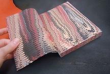 Marbled paper / by Stella Harpley