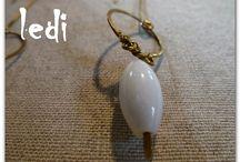 Orecchini & Co. / Design in metallo e pietre, da indossare in ogni momento