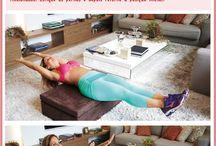 Exercicio Pra Fazer Em Casa