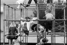 Monkey bars and other things we did growing up .
